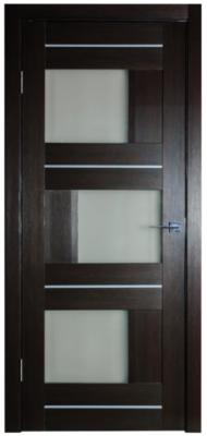 Дверь Шахмат, цвет Венге