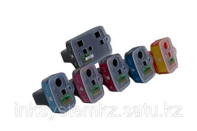 Перезаправляемые картриджи для HP Photosmart D7180 (картриджи 2)