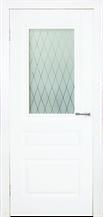 Дверь DL505ДО, цвет Белое дерево