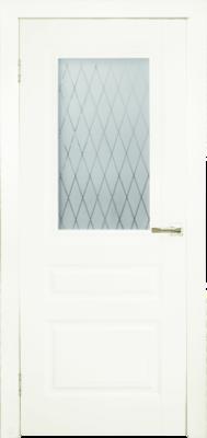 Дверь DL505ДО, цвет Крем дерево
