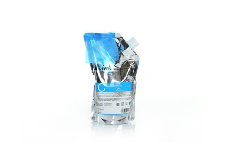 Текстильные чернила INKSYSTEM Cyan, 500 мл