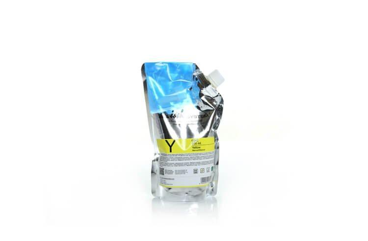 Текстильные чернила INKSYSTEM Yellow, 500 мл