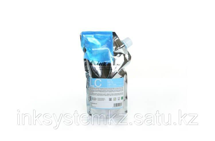 Текстильные чернила INKSYSTEM Light Cyan, 500 мл