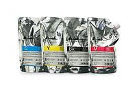 Комплект пигментных чернил INKSYSTEM 500 мл (4 цвета)
