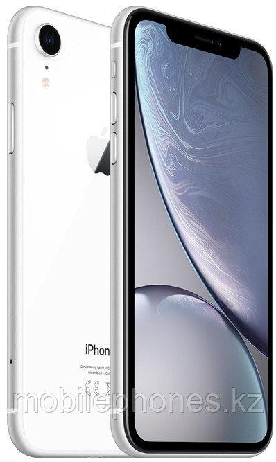 Смартфон iPhone XR 256Gb Белый 2SIM