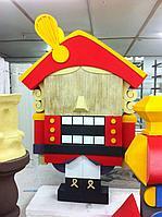 Щелкунчик декорации из пенопласта