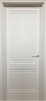 Дверь DL305ДГ, цвет Белая эмаль