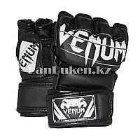 Перчатки MMA (шингарты) Venum Undisputed 2.0 Black