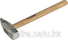 Молоток слесарный 1000 г с деревянной рукояткой, тип МСЛ, ЗУБР Мастер