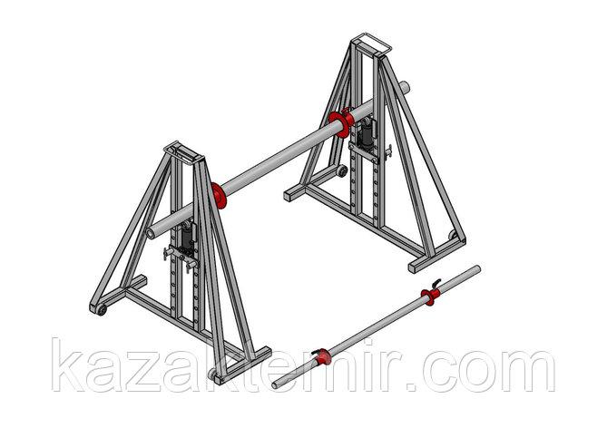 ДКГ 25-10 Гидравлический кабельный домкрат, фото 2