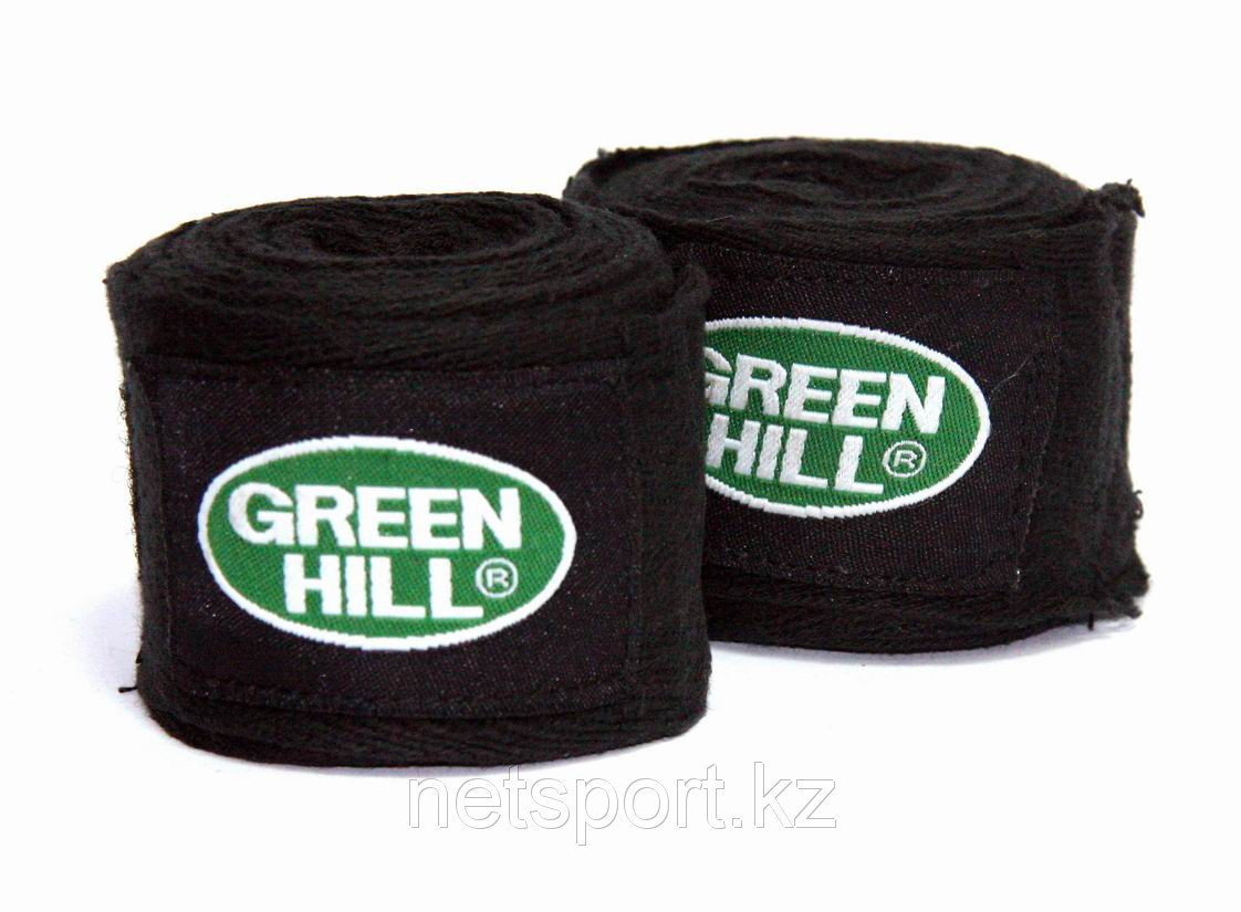 Боксерские бинт Green Hill 4м