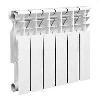 Радиатор Алюрад 350/100 алюминий
