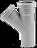 Тройник канализационный  Фират, 50 мм