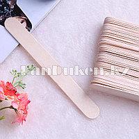 Шпатель для воска (палочки для депиляции) деревянные 50 шт