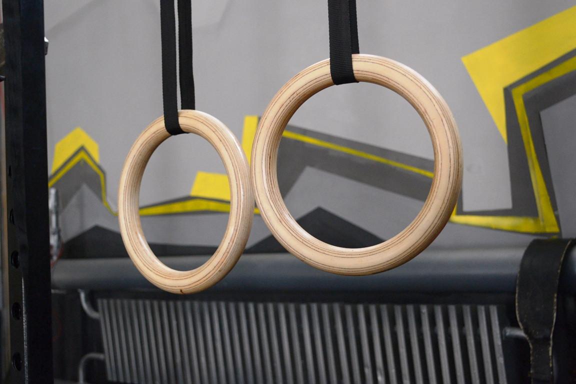 Кольцо гимнастическое профессиональные
