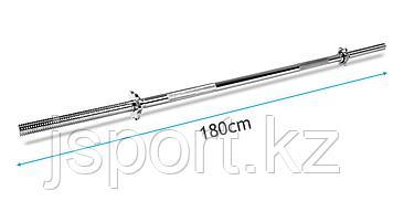 Гриф прямой 180см (25мм)