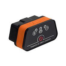 Диагностический автомобильный адаптер (сканер) Vgate iCar2 ELM327 V2.1 OBDII Bluetooth 3,0 PC / Android