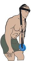 Головная лямка (тяга для шеи) ПРО