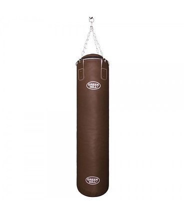 Боксерский мешок GREEN HILL оригинал кожа/зам 120 см / 35, фото 2