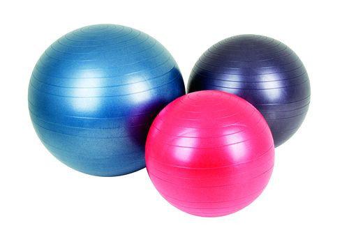 Гимнастический мяч  (Фитбол) 75см гладкий, фото 2