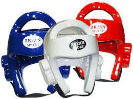Шлем для тхэквондо и карате