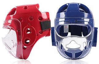 Шлем защитный для тхэквондо и карате