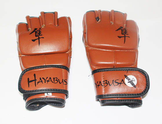 Перчатки ММА Hayabusa, фото 2