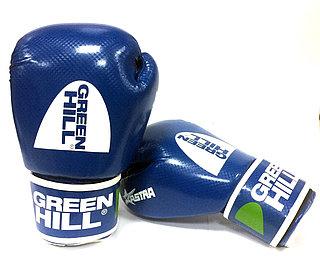 Боксерские перчатки Greem Hiil