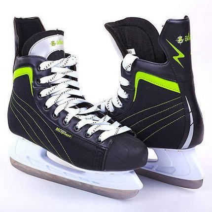Хоккейные коньки Max Power 40, фото 2