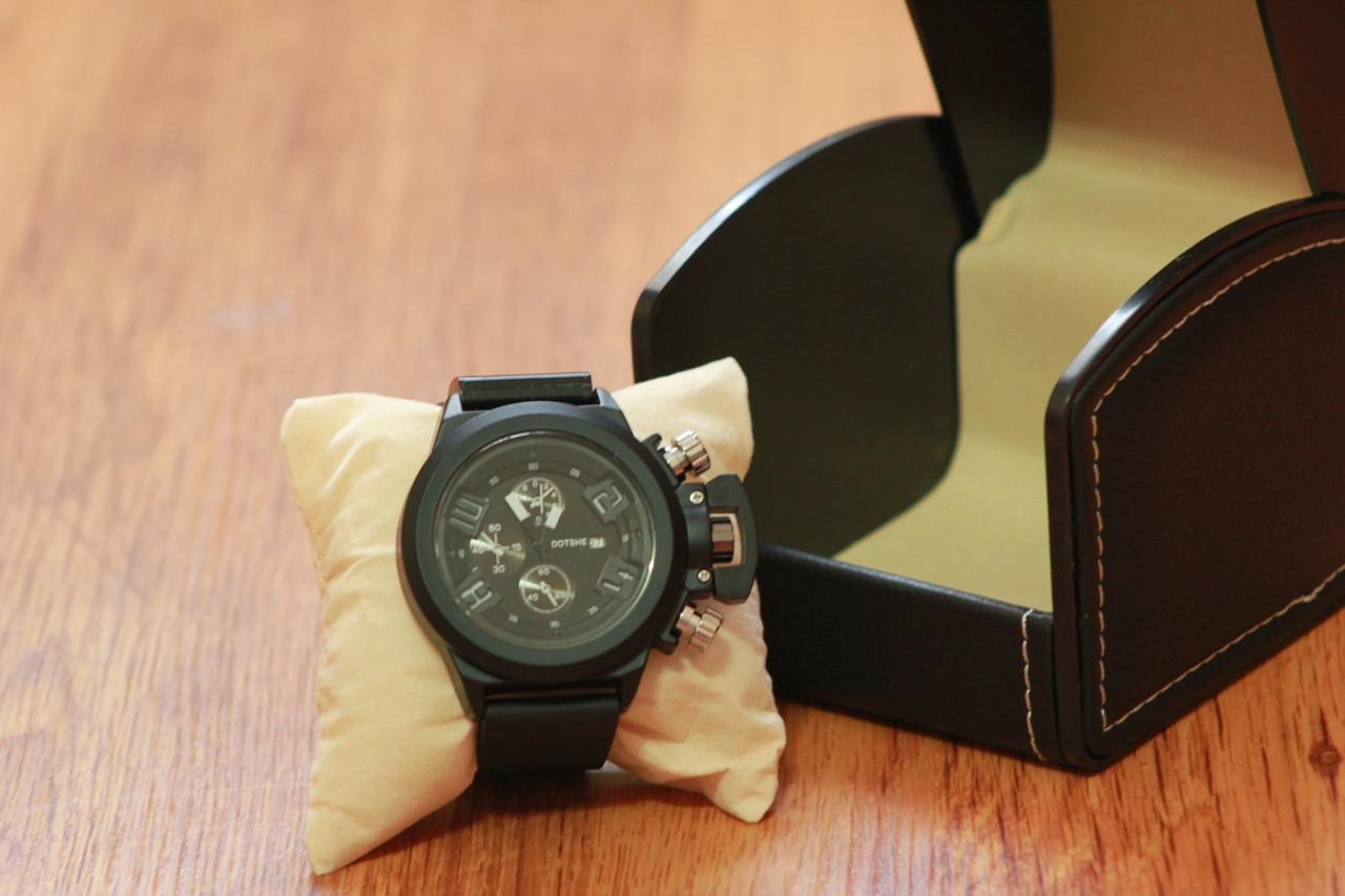 Брутальные мужские часы Dotshe. Kaspi RED. Рассрочка. - фото 2