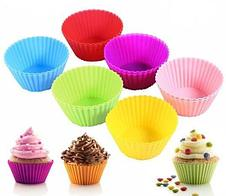 Набор форм для кексов 10 шт, фото 2