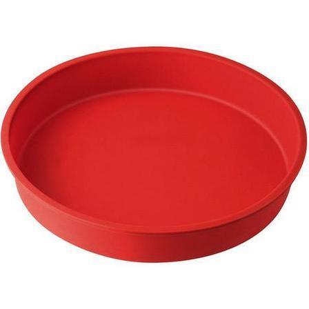 Круглая силиконовая форма для выпечки Гурмэ, фото 2