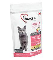 1st Choice VITALITY indoor «Виталити» на основе курицы - для взрослых домашних кошек от года до 10 лет 350 гр., фото 1