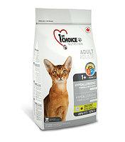 1st Choice гипоаллергенный с уткой и картофелем - для кошек 2.72 кг.