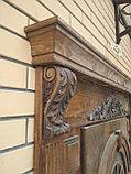 Входная дверь из массива, фото 2