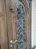 Входная дверь из массива, фото 4