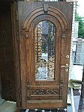 Входная дверь из массива, фото 3