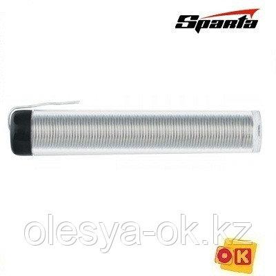 Припой Sn60Pb40, D 1 мм, 10 г, в пластмассовой тубе. SPARTA, фото 2