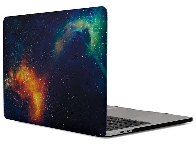 Пластиковый чехол для MacBook Air 13'' 2017 (космос, пластиковый)