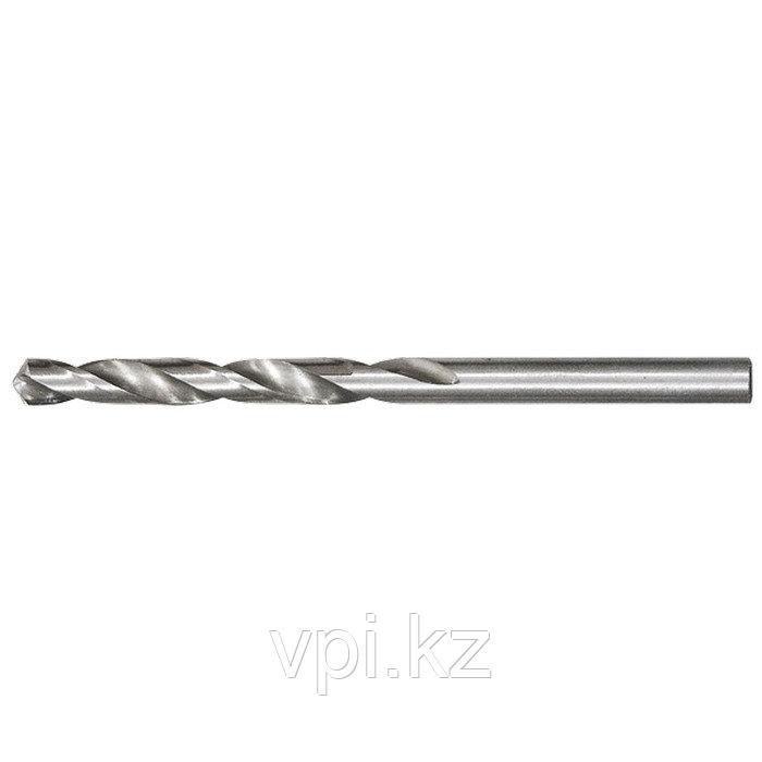 Сверло по металлу, быстрорежущая сталь HSS, полированное,  4.5мм, Matrix