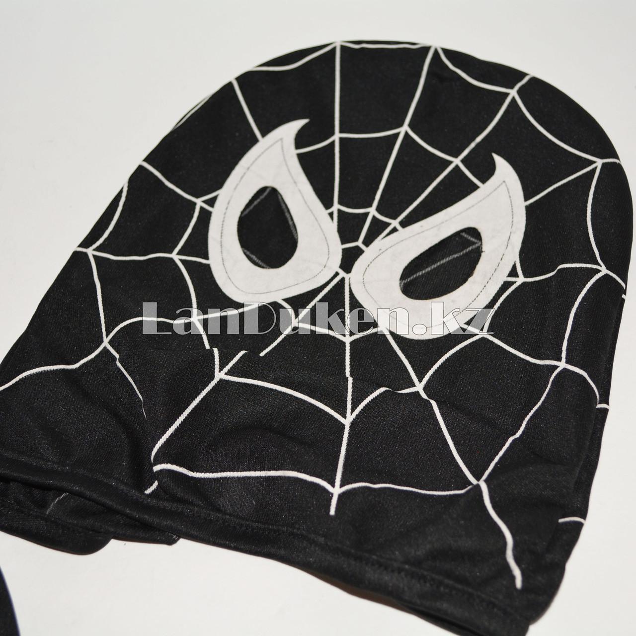 Костюм Человека Паука (черный) - фото 4