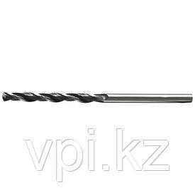Сверло по металлу, быстрорежущая сталь HSS,  0.5мм, Сибртех