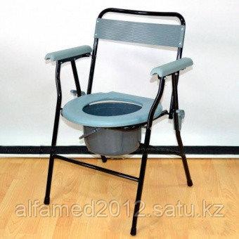 Кресло с горшком ,складное НМР-460
