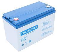 Аккумулятор Challenger G12-100 (12В, 100Ач), фото 1