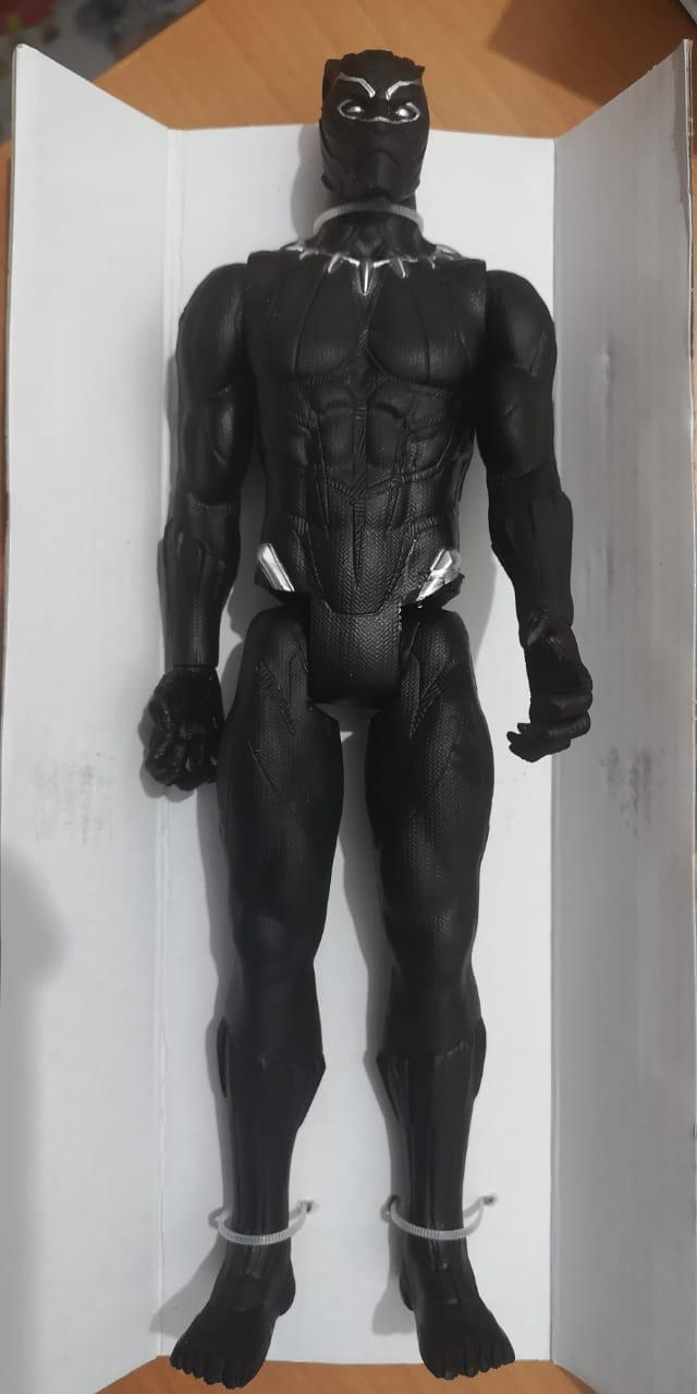 Фигурка Черная Пантера - фото 3