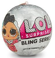 L.O.L. Surprise Bling Series ЛОЛ Сюрприз Блинг 556237 Блестящие