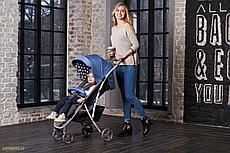 Прогулочная коляска Happy Baby ELEGANZAV2