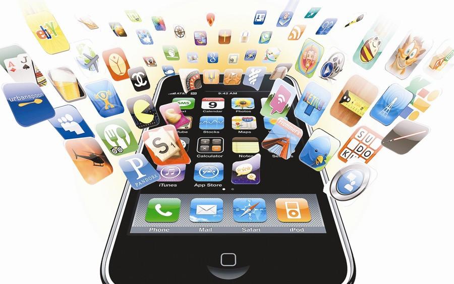 Реклама мобильного приложения в Семей