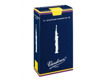 Трости для саксофона Сопрано Vandoren SR2025 №2-1\2