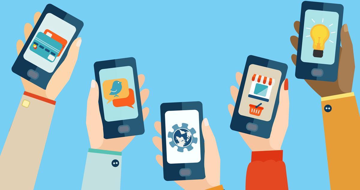 Реклама Мобильного приложения в Жаркенте